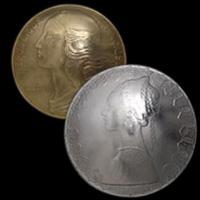オールドコインコンチョ(イタリア・フランス)