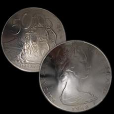 オールドコインコンチョ(ニュージーランド)