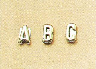アルファベットパーツ