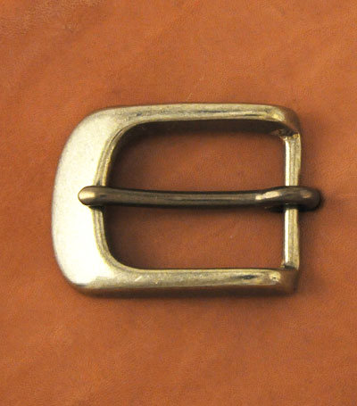 シングルピンバックルB18-30BR