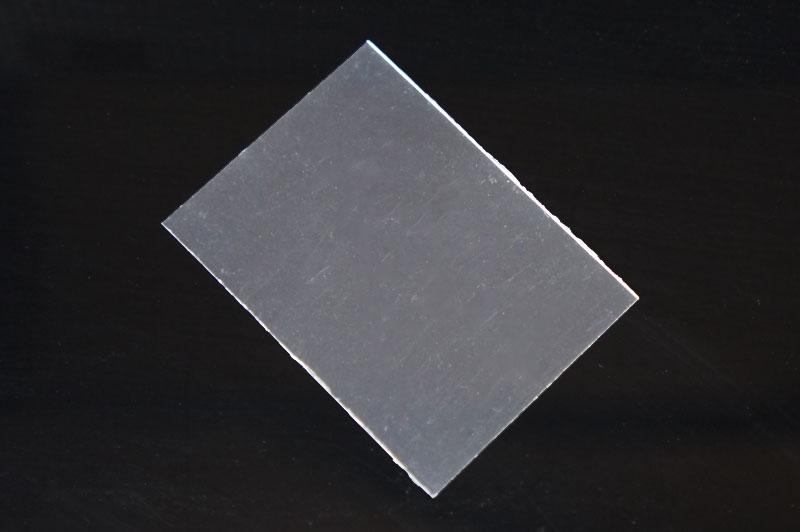 コバ塗り機用替えプラ板