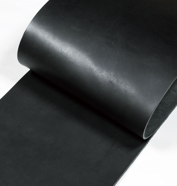 30 cm巾カット販売・LC栃木オイルドサドル<ブラック>