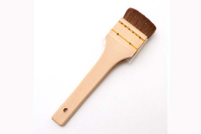 馬毛刷り込み刷毛<15号>(45mm)