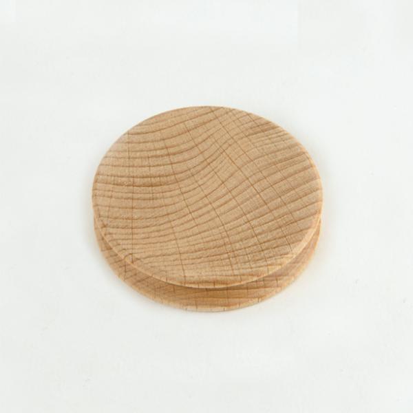 木製丸型へり磨き