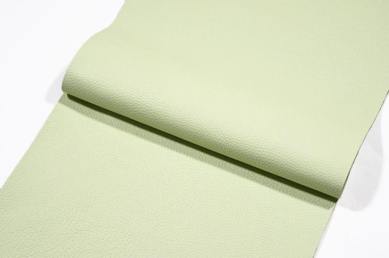 30 cm巾カット販売・ドラリーノ(牛クロム革)<ライムグリーン>