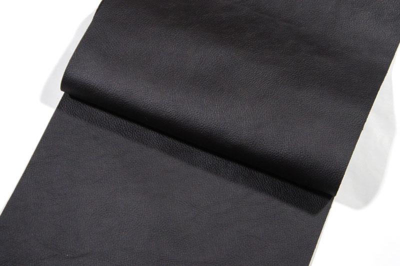 激安!30 cm巾カット販売<牛色革・ブラック>