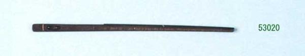 フックレース針<3mm>(1本)