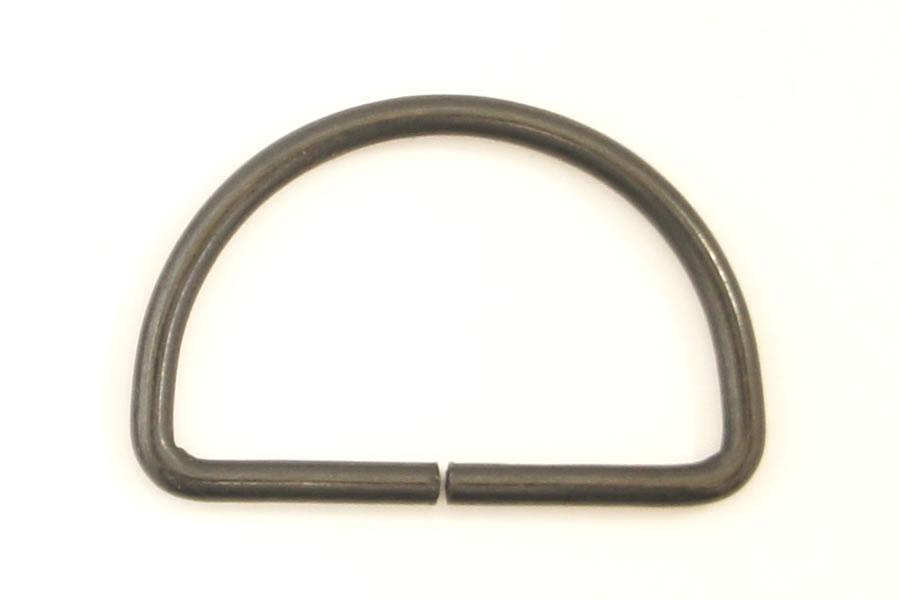 Dカン(40 mm)ダールブラック 4コ