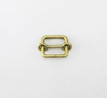 真鍮製線コキ(12mm)<ブラス>2コ