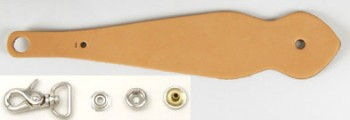 LCベルトループホルダーキット(Lサイズ)<ハーマンオーク・ツーリングレザー>