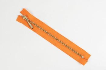 LCファスナー(5本)15cm(金具:ニッケル)(5本まとめ買い)