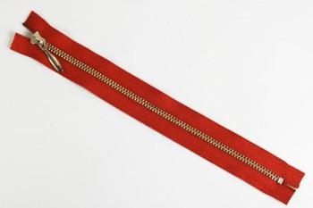 LCファスナー(5本)20cm(金具:ニッケル)(5本まとめ買い)