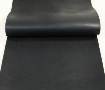 60 cm巾カット販売・LCサドルレザー・スタンダード・マット<ブラック>