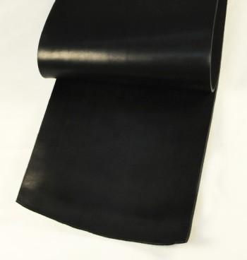 30 cm巾カット販売・LCサドルレザー・スタンダード・グレージング<ブラック>(20 デシ)