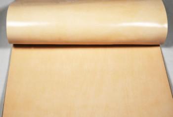 60 cm巾カット販売・LCサドルレザー・スタンダード・グレージング<ナチュラル>