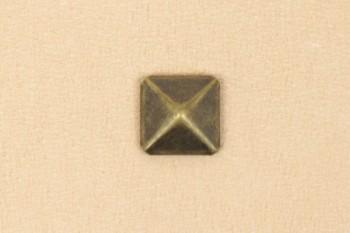 角ピラミッドカシメ<小>アンティーク(10コ入り)