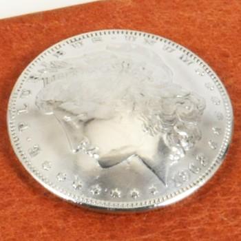 モーガンコインコンチョ1902 BUネジ式