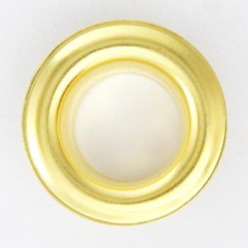 まとめ買いハトメリングNo.28(ブラス)