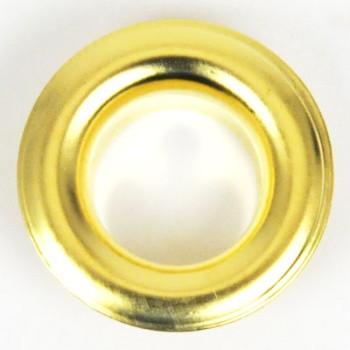 まとめ買いハトメリングNo.30(ブラス)(500コ入り)