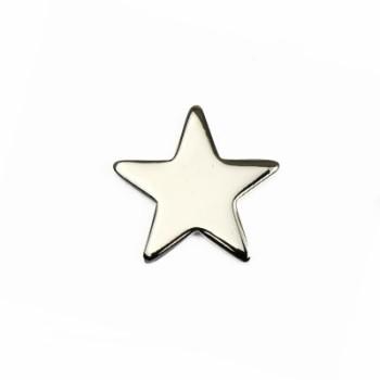 星カシメ16㎜ ニッケル(2個入り)
