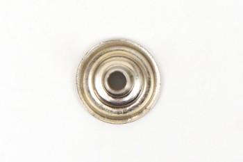 真鍮製ジャンパーホック<大>足長(パーツ:ホソ)