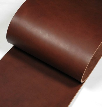 30 cm巾カット販売・LC栃木オイルドサドル<ダークブラウン> (29 デシ)