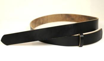 ホーウィン・クロムエクセルベルト・35S 長さ105cm<巾3.5cm(3.4cm実寸巾)>