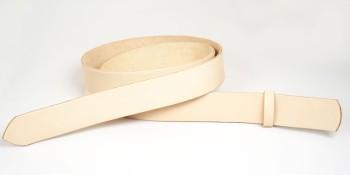 LCサドルレザー・スタンダードベルト〔ロング〕40XL 長さ150cm<巾4.0cm(3.9cm実寸巾)>