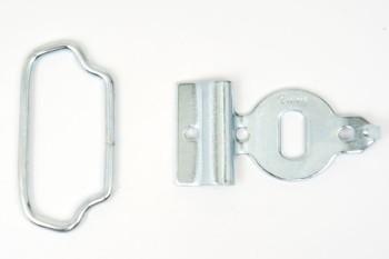 <OUTLET>バックルバック・リングホック(38mm用)(ニッケル)