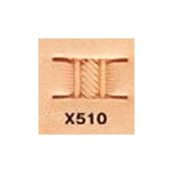 <刻印>バスケットウェーブ X510