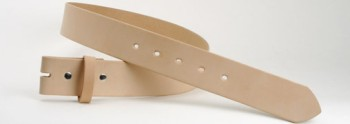 完成品ベルト<LCサドルレザー・スタンダード>シングルピン用・35S<巾3.4cm>
