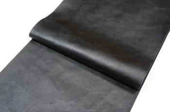 激安!30cm巾カット販売<牛色革・黒>(25デシ)
