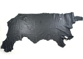 <在庫処分価格!>牛色革 ブラック (同等商品:260デシ)