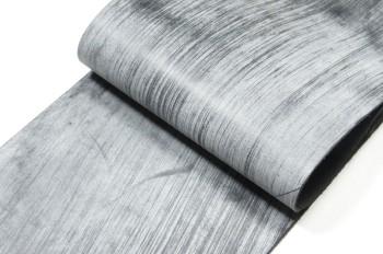 <OUTLET>30 cm巾カット販売・牛ヌメ革ロー引き薄<ブラック>