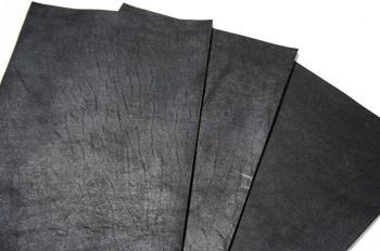 イングリッシュ ホースフロント ビンテージ 黒【トラ】裁ち革2030
