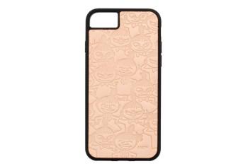 ムーミンレザークラフトキット・iPhone ケース6・6S・7・8 【ちびのミイ】