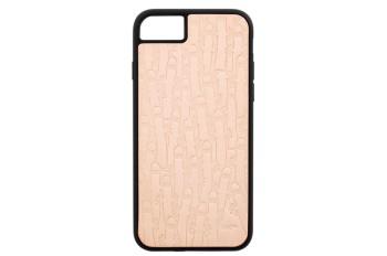 ムーミンレザークラフトキット・iPhone ケース6・6S・7・8 【ニョロニョロ】