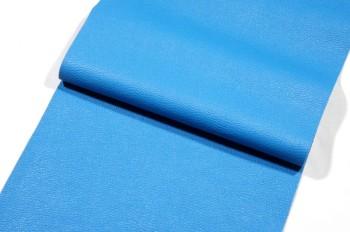 30 cm巾カット販売・ドラリーノ(牛クロム革)<ブルー>(20 デシ)