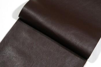激安!30 cm巾カット販売<牛色革・ダークブラウン>(33 デシ)