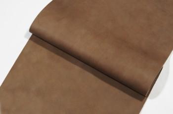 激安!30 cm巾カット販売<牛色革・ブラウン>