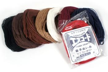 エスコード麻手縫い糸・太<16番手/5×25m>
