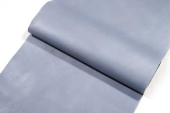 激安!30 cm巾カット販売<牛色革・ブルーグレー>