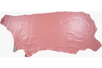 <在庫処分価格!>牛クロム革 ピンク