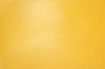 <ウキウキセール> LCカラーヌメ革 裁ち革 20 cm×30 cm (イエロー)