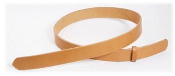 ハーマンオーク・UKブライドルレザーベルト・40S 長さ110cm<巾4.0cm(3.9cm実寸巾)>