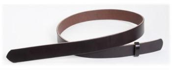 ハーマンオーク・ベンズUKブライドルレザーベルト・40L 長さ130cm<巾4.0cm(3.9cm実寸巾)>