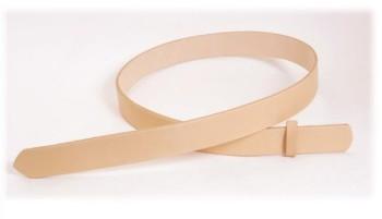 ハーマンオーク・ツーリングレザーベルト・40L 長さ130cm<巾4.0cm(3.9cm実寸巾)>