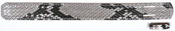 パイソンリストバンド・S30<巾3.0cm>