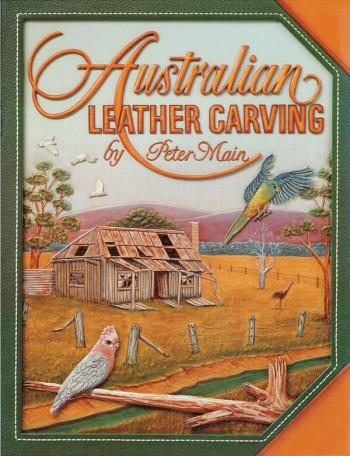 <Book>オーストラリア レザーカービング