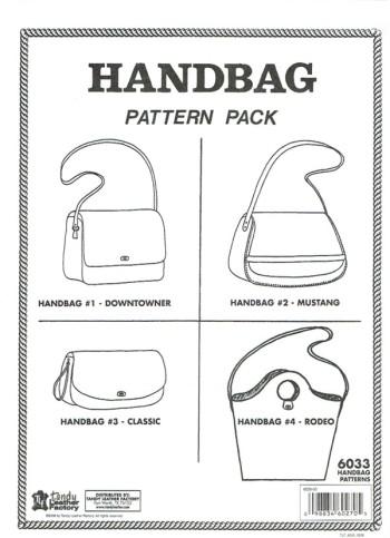<Book>ハンドバッグパターンパック